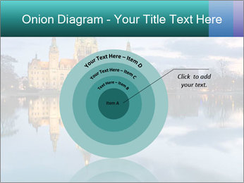 City Hall of Hannover PowerPoint Template - Slide 61