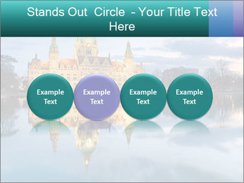 City Hall of Hannover PowerPoint Template - Slide 76