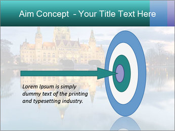 City Hall of Hannover PowerPoint Template - Slide 83