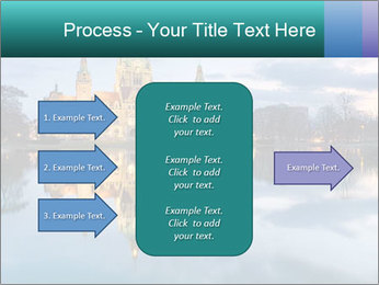 City Hall of Hannover PowerPoint Template - Slide 85