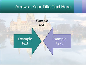 City Hall of Hannover PowerPoint Template - Slide 90