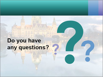City Hall of Hannover PowerPoint Template - Slide 96