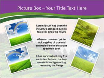 Tea Plantations PowerPoint Templates - Slide 24