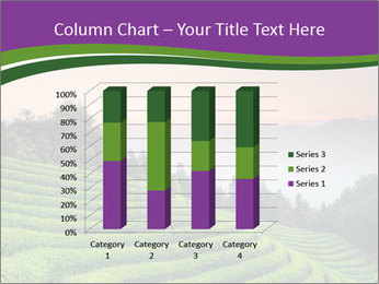 Tea Plantations PowerPoint Templates - Slide 50