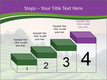 Tea Plantations PowerPoint Templates - Slide 64