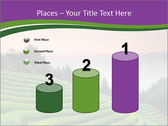 Tea Plantations PowerPoint Templates - Slide 65