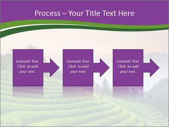 Tea Plantations PowerPoint Templates - Slide 88