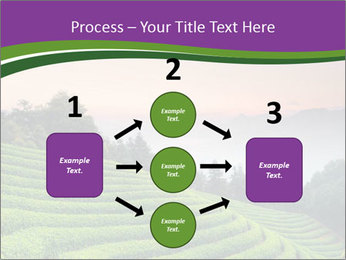 Tea Plantations PowerPoint Templates - Slide 92