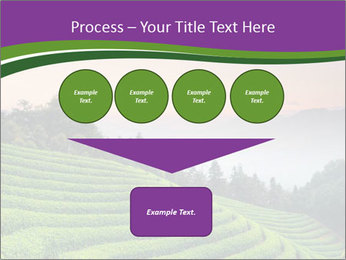 Tea Plantations PowerPoint Templates - Slide 93