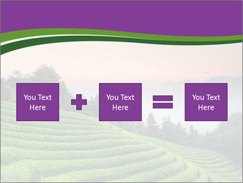 Tea Plantations PowerPoint Templates - Slide 95