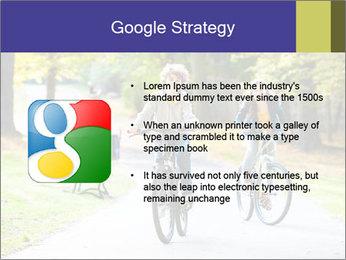 Urban biking PowerPoint Template - Slide 10