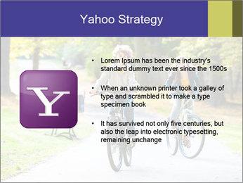 Urban biking PowerPoint Template - Slide 11