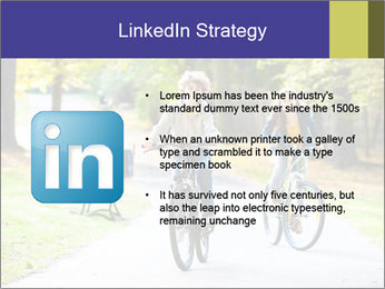 Urban biking PowerPoint Template - Slide 12