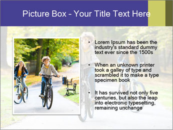 Urban biking PowerPoint Templates - Slide 13