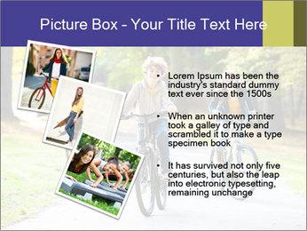 Urban biking PowerPoint Template - Slide 17