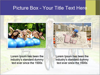 Urban biking PowerPoint Templates - Slide 18
