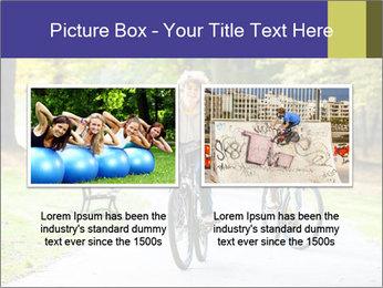 Urban biking PowerPoint Template - Slide 18