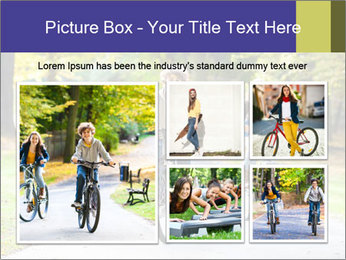 Urban biking PowerPoint Templates - Slide 19