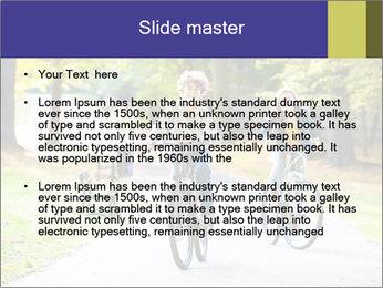 Urban biking PowerPoint Templates - Slide 2