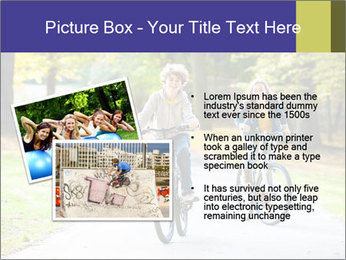 Urban biking PowerPoint Template - Slide 20