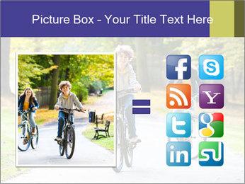 Urban biking PowerPoint Template - Slide 21
