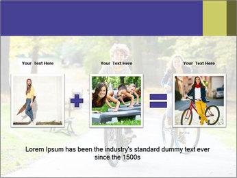 Urban biking PowerPoint Template - Slide 22