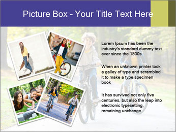Urban biking PowerPoint Templates - Slide 23
