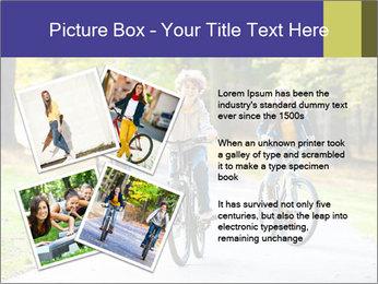 Urban biking PowerPoint Template - Slide 23