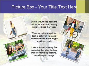 Urban biking PowerPoint Template - Slide 24