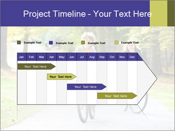 Urban biking PowerPoint Templates - Slide 25