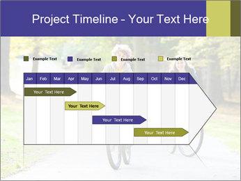 Urban biking PowerPoint Template - Slide 25