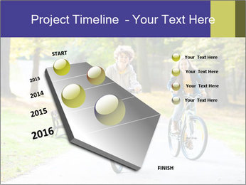 Urban biking PowerPoint Template - Slide 26