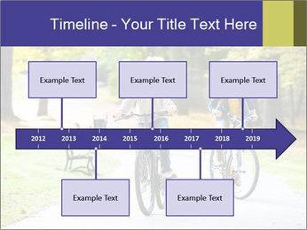 Urban biking PowerPoint Template - Slide 28