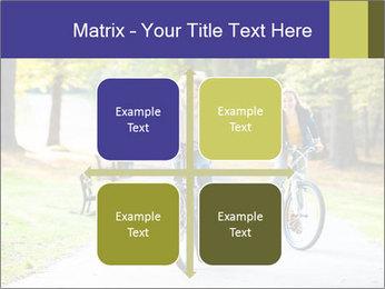 Urban biking PowerPoint Template - Slide 37