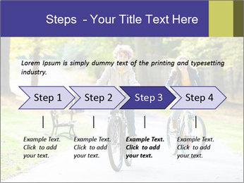 Urban biking PowerPoint Template - Slide 4