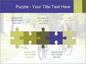 Urban biking PowerPoint Template - Slide 41