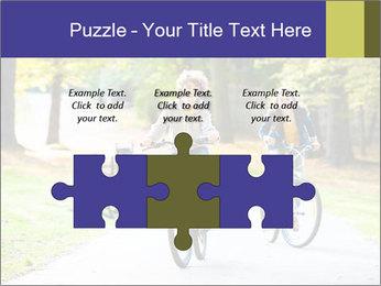 Urban biking PowerPoint Template - Slide 42