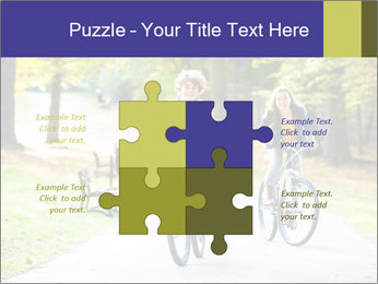 Urban biking PowerPoint Templates - Slide 43