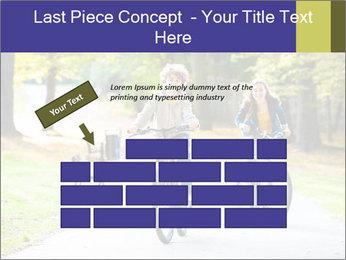 Urban biking PowerPoint Template - Slide 46