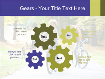 Urban biking PowerPoint Templates - Slide 47