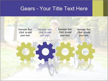 Urban biking PowerPoint Template - Slide 48