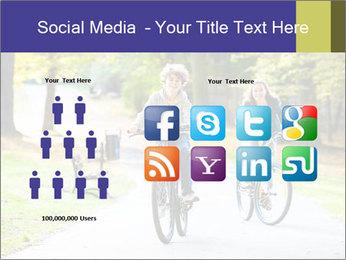 Urban biking PowerPoint Templates - Slide 5