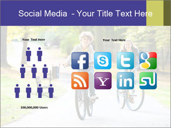 Urban biking PowerPoint Template - Slide 5