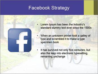 Urban biking PowerPoint Template - Slide 6