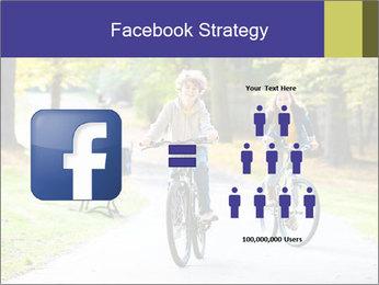 Urban biking PowerPoint Template - Slide 7