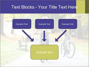 Urban biking PowerPoint Template - Slide 70
