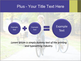 Urban biking PowerPoint Templates - Slide 75