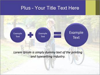 Urban biking PowerPoint Template - Slide 75
