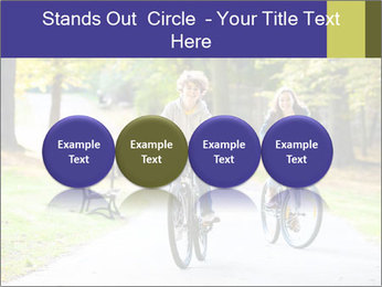 Urban biking PowerPoint Templates - Slide 76