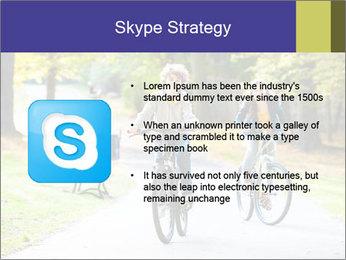 Urban biking PowerPoint Template - Slide 8